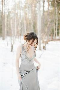 lace wedding dress quotgracequot grey wedding gown bridal With grey lace wedding dress