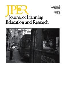 journal  planning education  research wikipedia