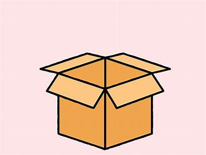 Box Shipping Animation Delivery Ship Dribbble Icon