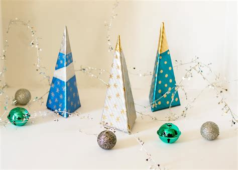 modern mini christmas trees diy network blog