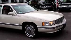 1995 Cadillac Deville Sedan 4 9l V8 Leather - Beautiful Car