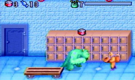 Monsters & Co. - gba - Multiplayer.it