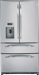 ge  jennair double drawer french door refrigerators reviewsprices
