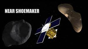NEAR Shoemaker - Orbiter Space Flight Simulator 2010 - YouTube