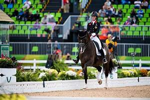 Great Britain secure Dressage Team Silver | The Gaitpost