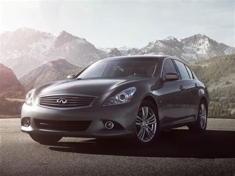 2015 Infiniti Q40 Review, Ratings, Specs, Prices, And