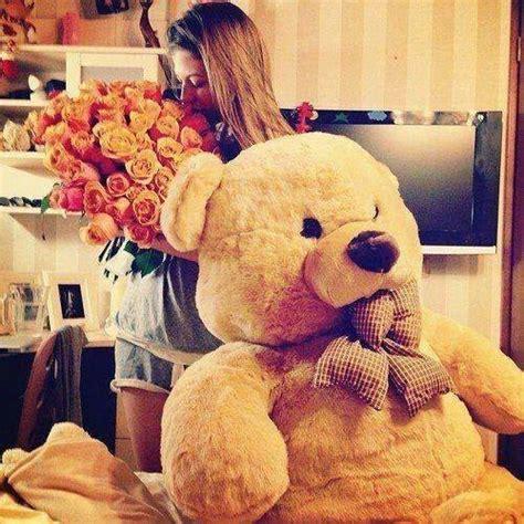 giant teddy bear gift  girlfriend xcitefunnet