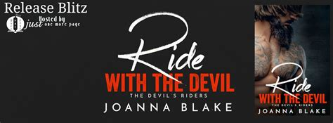 Ride With The Devil By Joanna Blake