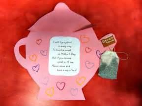 preschool crafts  kids mothers day teapot card craft