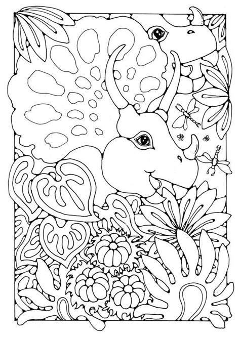 Kleurplaat Grote Dinosaurus by Kleurplaat Dinosaurus Afb 19602