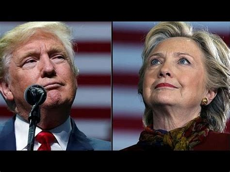 Выборы в США борьба до последней минуты  Null Youtube