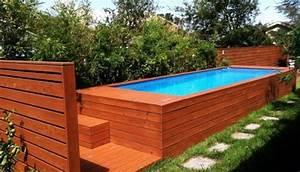 Pool Aus Container : 20 cool shipping container swimming pools ~ Orissabook.com Haus und Dekorationen