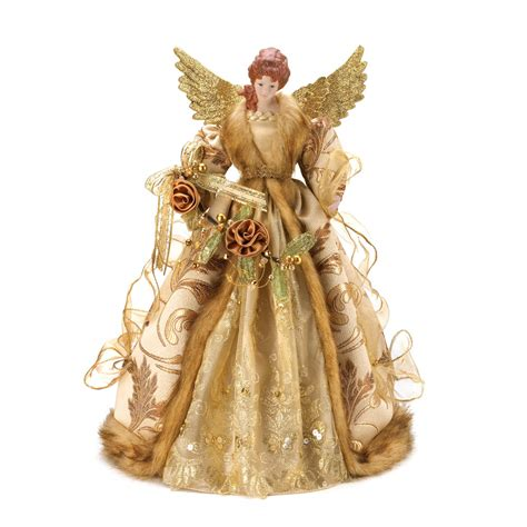 Christmas Tree Toppers Angels by A Tree Topper Or Treetopper Is A Decorative Ornament