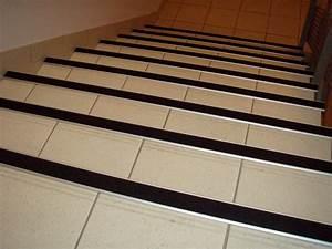 Carrelage escalier antidérapant