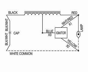Metal Halide 400w Ballast Wiring Diagrams