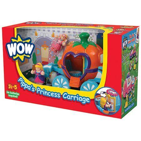 Wow Pippas Princess Carriage  Fantasy (4 Piece Set