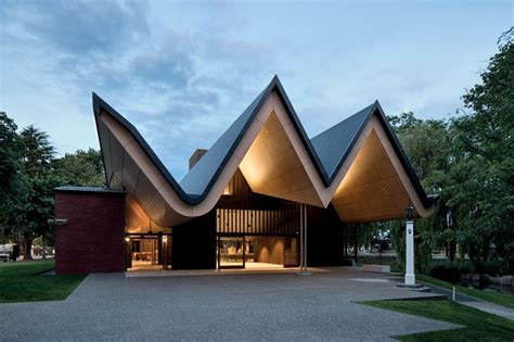 st andrews college centennial chapel architecture