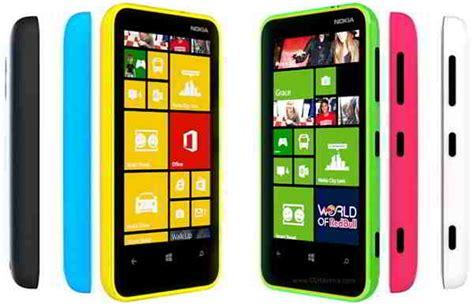 los precios y tarifas nuevo nokia lumia 620 con movistar