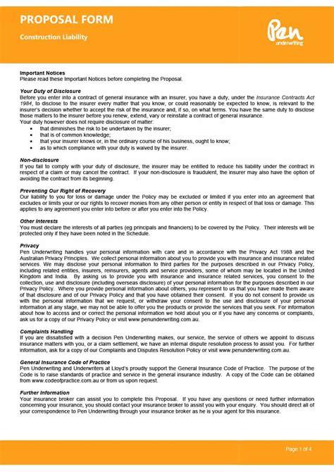 contractor bid 31 construction template construction bid forms
