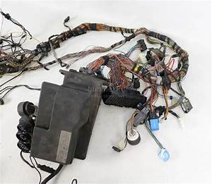 Bmw E36 M44 Engine Bay Cable Wiring Harness W Fuse Box Asc