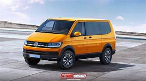 Vw Caddy Alltrack Camper : vw tristar concept inspires batch of t6 renderings auto ~ Jslefanu.com Haus und Dekorationen