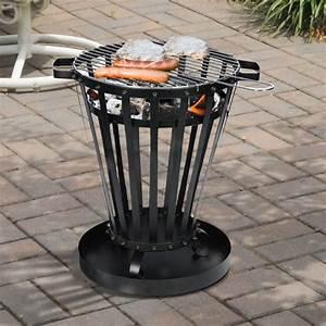 Brasero De Terrasse : brasero bois efp6 de purline un chauffage de terrasse ~ Premium-room.com Idées de Décoration