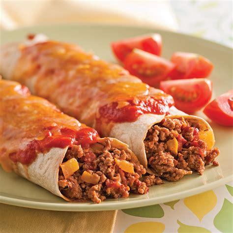 cuisine recettes pratiques enchiladas au veau recettes cuisine et nutrition