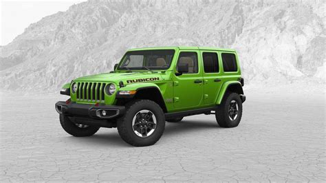 2019 Jeep Paint Colors 2019 jeep wrangler colors 2019 2020 jeep