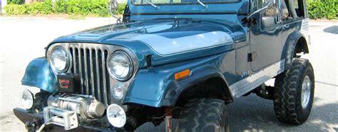 jeep gebraucht kaufen jeep cj 7 infos preise alternativen autoscout24