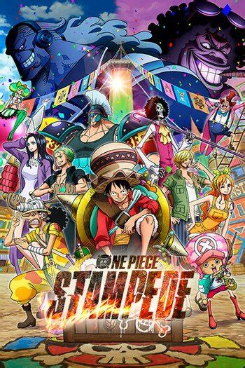 piece   stampede anime planet