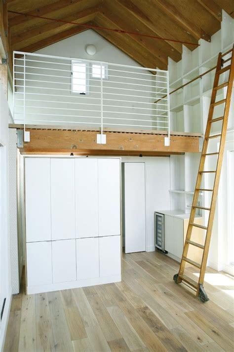 mezzanine bedroom  garage   build google search tiny house loft garage loft