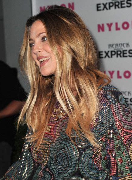 More Pics Of Drew Barrymore Platform Pumps Hair Drew