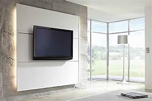 Tv Paneel Wand : lcd wandhalter tv wandhalter lcd halter tv halter von cinewall bei audio ~ Sanjose-hotels-ca.com Haus und Dekorationen