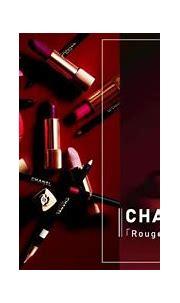CHANEL CAMELIA ROUGE ALLURE LIP COLORS & LIP PENCILS FOR ...