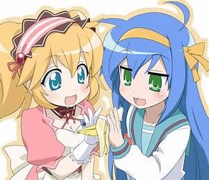 Lucky☆Star/#655554 - Zerochan