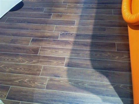 grouted vinyl plank modern living room chicago