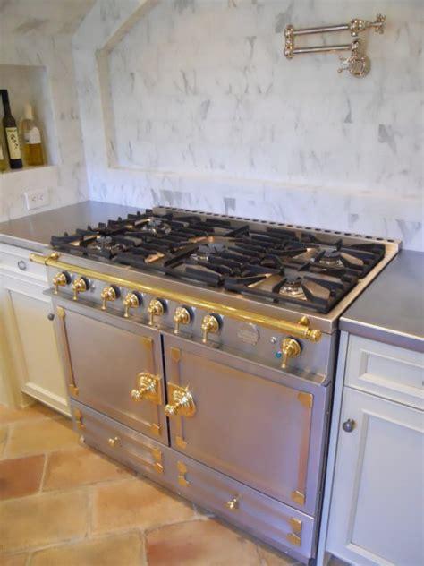 la cornue french range cornufe  chateau stove oven