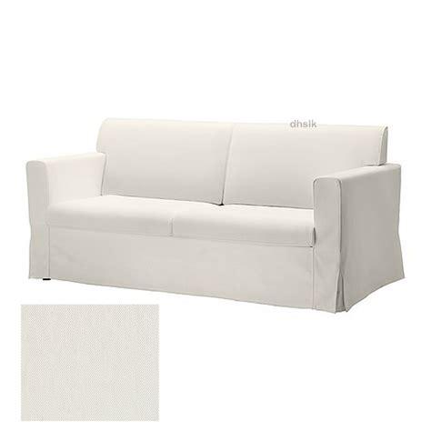 ikea white slipcover ikea sandby 3 seat sofa slipcover cover blekinge white