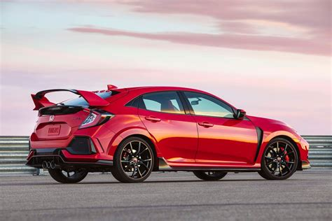 Civic Type R by The Honda Civic Type R On Sale Now Priced At 34 775