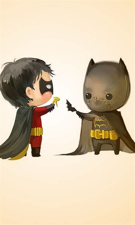 batman  robin cartoon funny cute hd wallpapers