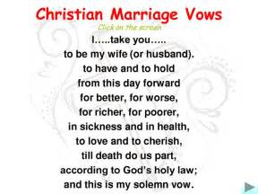 christian wedding vows 1000 images about wedding vows on i promise the vow and wedding