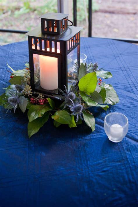 D C Wedding by Gerber + Scarpelli Lantern centerpieces