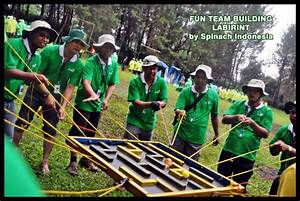 """OUTBOUND ACTIVITY """" FUN TEAM BUILDING GAME"""" OF GRAND ..."""