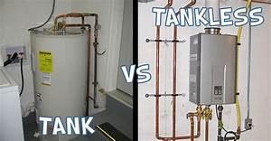 Tankless Vs Tank Type Water Heater