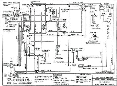 royal enfield bullet 350 wiring diagram wiring diagram saving pic royal enfield electra wiring
