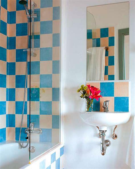 foto bano  azulejos pintados  habitissimo