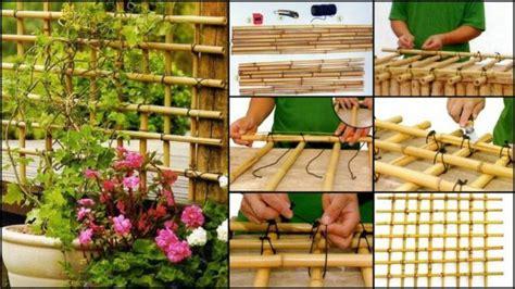 diy ideas    bamboo creatively  garden