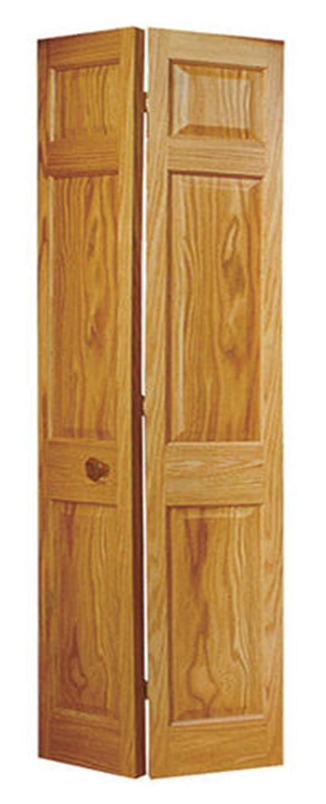 mastercraft prefinished golden oak  panel bi fold door  menards