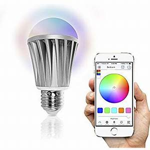 MagicLight Bluetooth Smart Light Bulb - 60w Equivalent ...