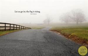Quotes About Fog. QuotesGram